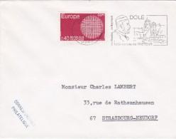 FRANCE OBLITERATION  THEME LOUIS PASTEUR - Louis Pasteur