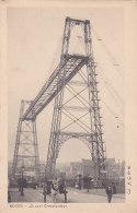 Bc - Cpa ROUEN - Le Pont Transbordeur - Rouen