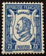 N°209  DE FRANCE NEUF ** LUXE  LE TIMBRES VENDU ET CELUI DU SCAN Lot 97 - France