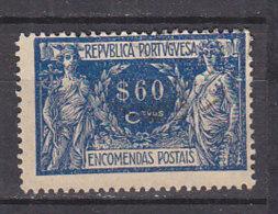 PGL - PORTUGAL COLIS N°8 - Oblitérés