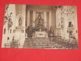 NAMUR   -   Ecole St. Jacques Des Bateliers - Intérieur De L'église - Namen