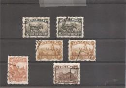 Allemagne -Locaux De Bergedorf ( Petit Lot De Timbres Divers De 1887 à Voir) - Germany