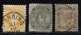 Österreich, Michel#  O - 1850-1918 Imperium