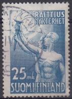 Finlandia 1953 Nº 399 Usado - Gebraucht