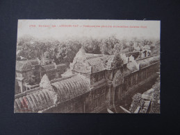 Ex-CAMBODGE - ANGKOR-VAT - Portiques Des Première Et Deuxième Galeries Nord - Cambodia