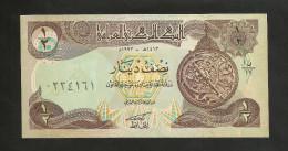 IRAQ -CENTRAL BANK Of IRAQ - 1/2 DINAR (1993) - Iraq