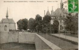 70. Villersexel. Chateaau Bournel - France