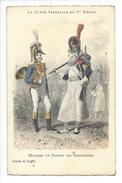 14857 - La Garde Impériale Du 1er Empire  Musicien Et Sapeur Des Grenadiers Dessin De Raffet - Cartes Postales
