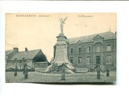 CP - SIGNY LE PETIT (08) LE MONUMENT - France