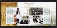 GRENADA Personalized Stamps S/Sheet Mnh Olympic Games ATHENS 1896 Spiridon Louis Gold Medal Winner