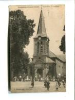 CP - Guignicourt (08) L Eglise - Frankrijk