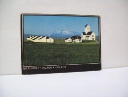 """""""Skalholt"""" (Islanda) - Islanda"""
