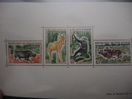 COTE D'IVOIRE – Bloc Luxe – Détaillons Collection – Petit Prix - A Voir - Lot N° 16944 - Côte D'Ivoire (1960-...)