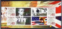 Gambia 2008 Personalized Stamps S/Sheet Mnh Olympic Games London 1908 John Taylor Gold Medal Winner