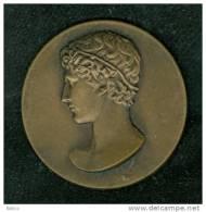 Médaille  Jeux De Boules  Pétanque Ou Lyonnaise - 005 - Bowls - Pétanque