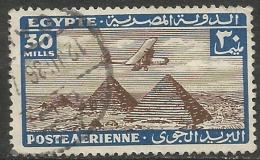 EGYPTE - N° YT PA 16 Oblit - Poste Aérienne