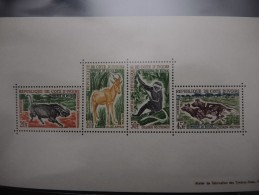 COTE D´IVOIRE – Bloc Luxe – Détaillons Collection – Petit Prix - A Voir - Lot N° 16967 - Côte D'Ivoire (1960-...)