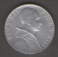 VATICANO 5 LIRE 1951 - Sao Tome Et Principe