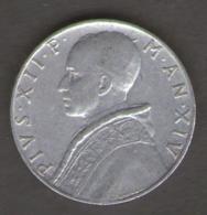 VATICANO 10 LIRE 1952 - Sao Tome Et Principe