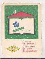 Romanian Small Calendar - 1971 COOP (3) - Calendarios