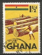 GHANA - N° YT 43 Oblit - Poste Aérienne