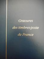 862 Gravures Des Timbres De France Dans 16 Albums Années:1995,96,97,98,99,2000,01,02,03,04,05,06,07,08,09,2010 - Verzamelingen (in Albums)