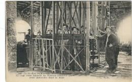 Gard : La Grand Combe, La Vie Chez Les Mineurs... Belle Animation, Top Carte - La Grand-Combe