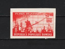 1950 - Plan D Etat  Mi 1206 Et Yv 1988a NON DANTELE - Ungebraucht