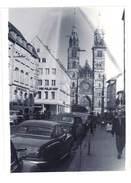 Photo Amateur Automobiles Dans Rue De Nürnberg ( Nuremberg, Allemagne ) - Automobiles