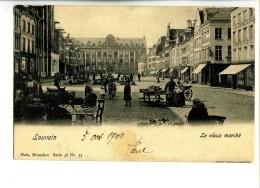 17334  -   Louvain  -  Le Vieux Marché - Exhibitions