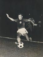 Photography FO000186 - Football (Soccer / Calcio) Dinamo Zagreb Vs Universidad Catolica 1971 (18 X 24cm) - Sports