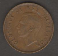 SUD AFRICA 1 PENNY 1942 - Sao Tome Et Principe