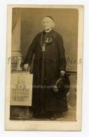 CDV E. Lagache Photographie, Boulogne-sur-Mer. Portrait D'un évêque. - Photos