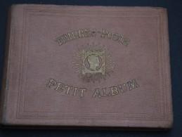 FRANCE – Petit Album Du Collectionneur Arthur Maury – Vierge Et Bon Très état – Pour Collectionneur Maury – 17148 - Album & Raccoglitori