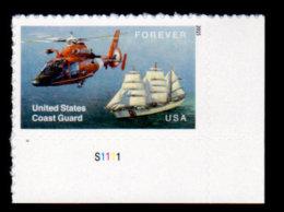 USA, 2015 Scott #5008, US Coast Guard, Forever Single, MNH, VF - Unused Stamps