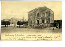 17340  -  Les Environs De Bruxelles  -  L'Hôtel Communal D'Assche - Asse