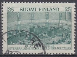 Finlandia 1955 Nº 424 Usado - Gebraucht