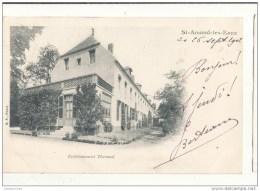 59 SAINT AMAND LES EAUX ETABLISSEMENT THERMAL CPA 1902 BON ETAT - Saint Amand Les Eaux