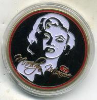 Belle Medaille Comemo,a L'effigie De MARILYN MONROE - Andere