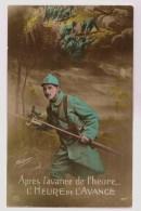 Après L'avance De L'heure, L'heure De L'avance - Guerre 1914-18