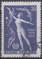 Finlandia 1956 Nº 440 Usado - Gebraucht