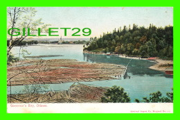 OTTAWA, ONTARIO - GOVERNOR'S BAY - LUMBER - MONTREAL IMPORT CO - WRITTEN - - Ottawa