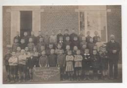 33629  -    Welkenraedt  école  Communale  Garçons Photo  Sur Crton  15,5  X  10 - Welkenraedt