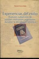 EXPERIENCIAS DEL EXILIO DANIEL KORINFELD EDITORIAL  DEL ESTANTE 187 PAG ZTU. - Ontwikkeling