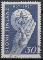 Finlandia 1957 Nº 453 Usado - Gebraucht
