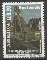 GUATEMALA - N° YT PA 830 - Oblit - Guatemala