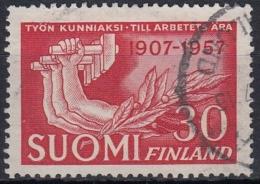 Finlandia 1957 Nº 456 Usado - Gebraucht