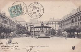 28q - 44 - Nantes - Loire-Atlantique - Le Cour Cambronne - N° 16 - Nantes