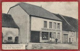 67 - GRUSS Aus RAUWEILER - RAUWILLER - Handstickerei Fabrik - Paul MOOS - Warenhaus - France