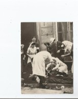 CROIX ROUGE FRANCAISE (GUERRE 1939 45) DES INFIRMIERES ET EQUIPIERS D'URGENCE DE LA CROIX ROUGE - Weltkrieg 1939-45